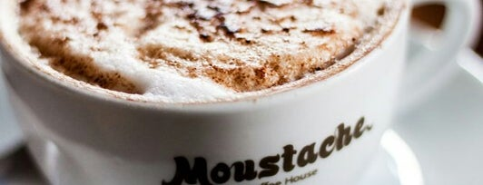 Moustache Coffee House is one of Porto, Portugal.