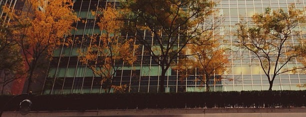 Lever House is one of MoMA: Landmarks of Modern Architecture.