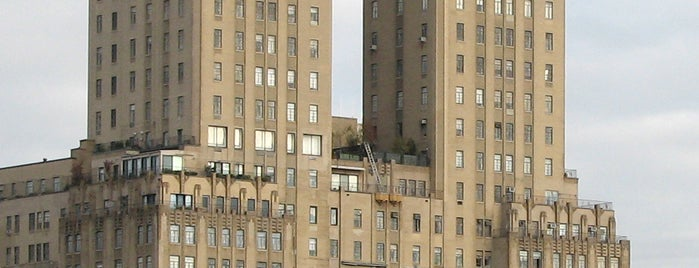 300 Central Park West is one of Architecture - Great architectural experiences NYC.