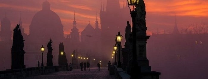 Karlův most | Charles Bridge is one of The Best Places I Have Ever Been.
