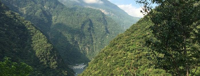 布洛灣遊憩區 Buluowan Recreational Area is one of Taiwan.