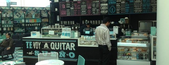 Cielito Querido Café is one of Drinks.