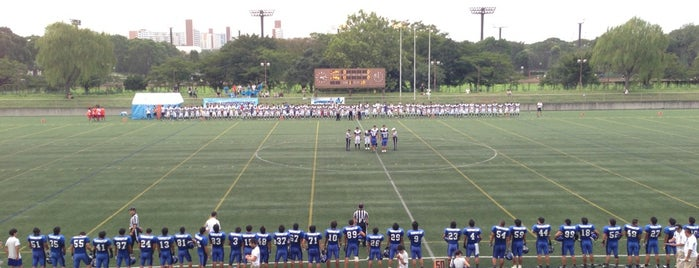 大井ふ頭中央海浜公園スポーツの森 第二球技場 is one of football.
