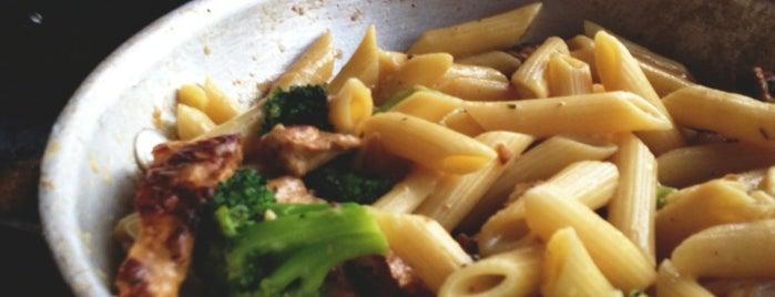 Michael's Pasta in the Pan is one of 20 favorite restaurants.