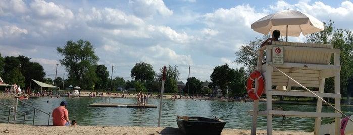 Graydon Pool is one of Best Places in Ridgewood NJ #visitUS.