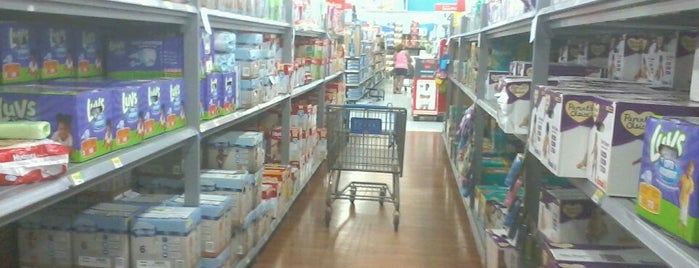 Walmart Supercenter is one of stores.