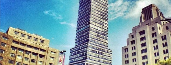 Torre Latinoamericana is one of Los Lugares Más Kitsch.