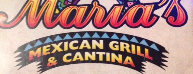Maria's Mexican Restaurant is one of food places and things.