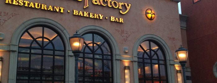 The Cheesecake Factory is one of Things To Do Over the Summer.