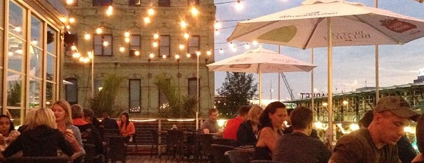 Cafe Benelux is one of MKE Favorites.