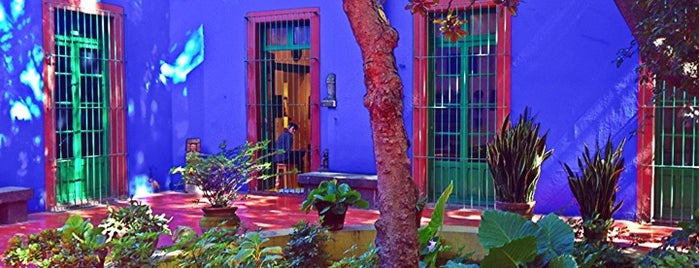Museo Frida Kahlo is one of Guide to Mexico's best spots.