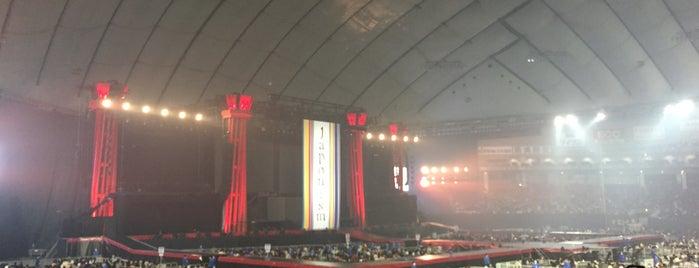 東京ドーム 23ゲート is one of 読売巨人軍.