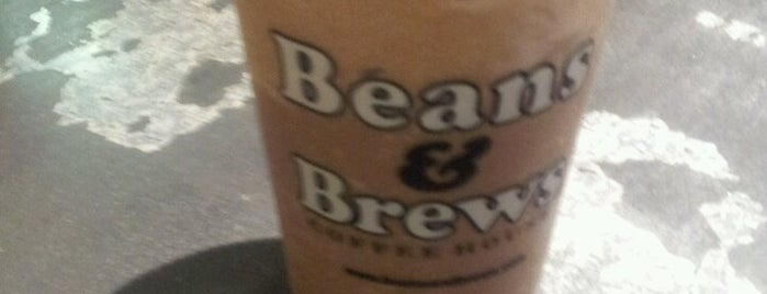 Beans & Brews is one of Favorite Local (Salt Lake City) Coffee Shops.