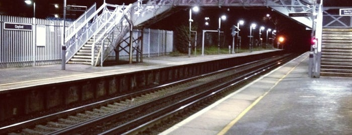 Crayford Railway Station (CRY) is one of Train stations.