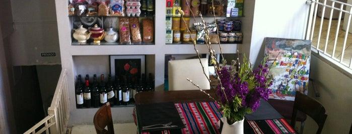 Origen Cafe is one of Argentina.
