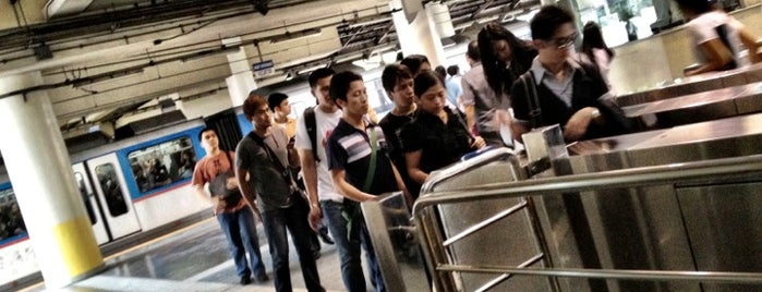 Yellow Line - Guadalupe Station is one of Best places in Quezon City, Philippines.