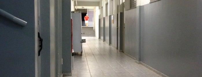 Departamento de Educação Física is one of UFRN.