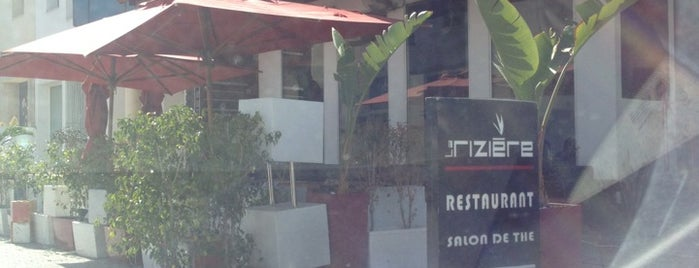 La Riziere is one of Restos.