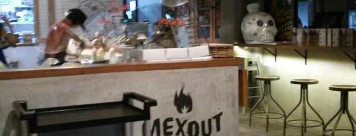 Mex Out is one of Mexican Food in Singapore.