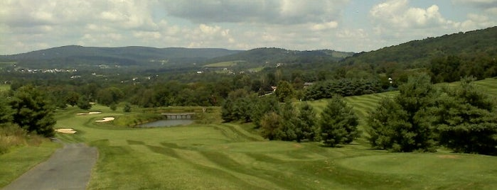 Musket Ridge Golf Club is one of Let's Play Golf: DC Metro ($80+).