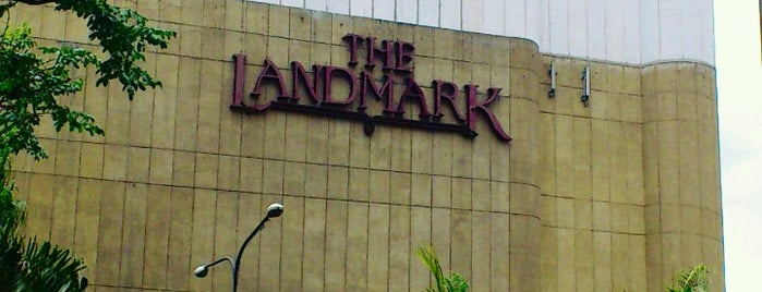 The Landmark is one of Fave places.