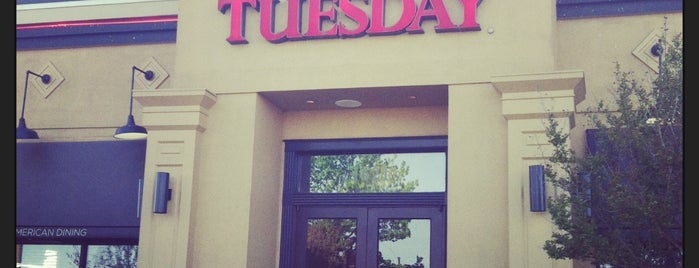 Ruby Tuesday is one of Top 10 dinner spots in Decatur, AL.