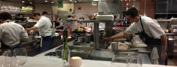 L'Espalier is one of 50 Best Restaurants.