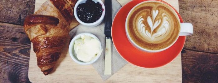 Upshot Espresso is one of Best in Sheffield.