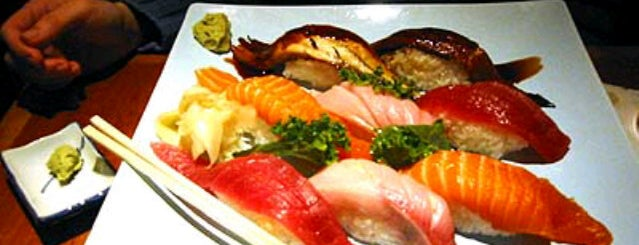sushi-ya is one of Favorite Food.