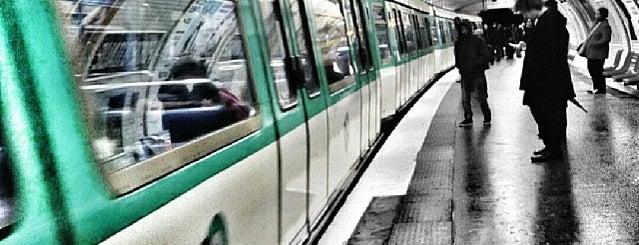 Métro Porte d'Italie [7] is one of Métro de Paris.