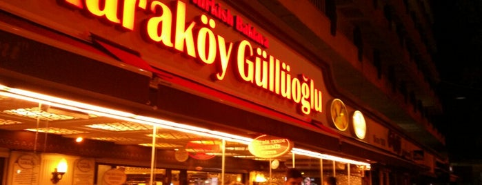 Karaköy Güllüoğlu is one of Best Food, Beverage & Dessert in İstanbul.