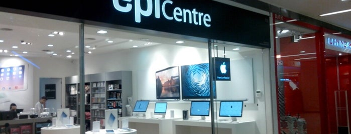 EpiCentre is one of Apple Premium Reseller Malaysia.
