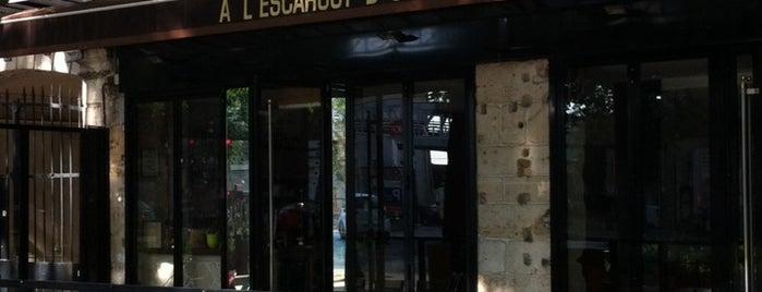 À l'Escargot d'Or is one of Bars du Jeudi.