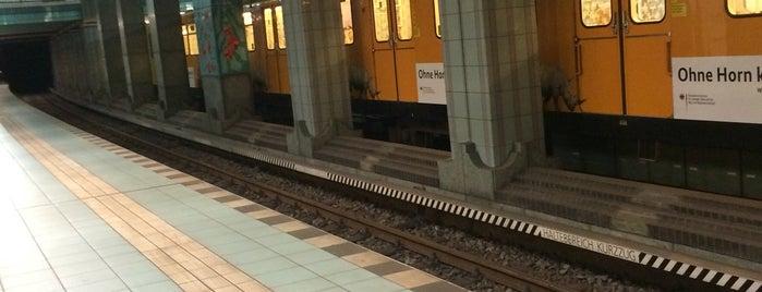 U Lindauer Allee is one of U-Bahn Berlin.