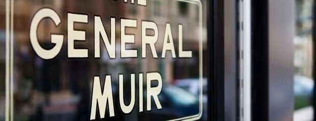 The General Muir is one of ATL Burger Joints.