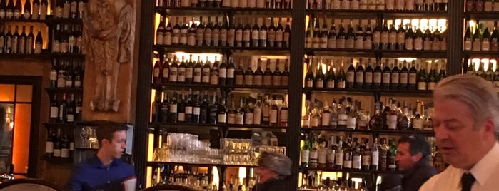 Balthazar is one of The 38 Essential New York Restaurants, Summer 2016.