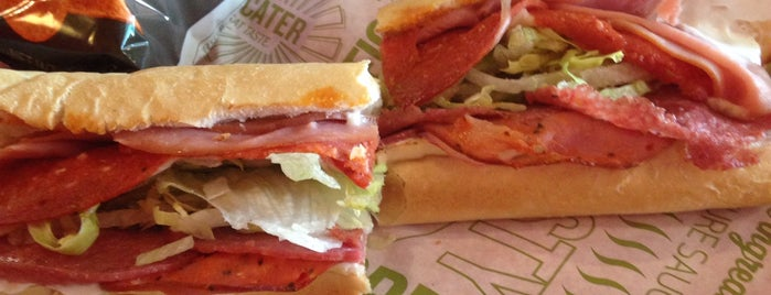 Quiznos is one of Did that.