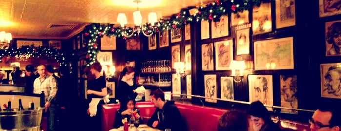 Minetta Tavern is one of NYC To-Do.