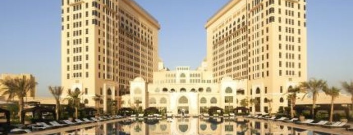 The St. Regis Doha is one of My Doha..
