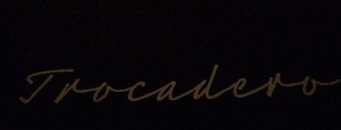 Trocadero Club is one of San Francisco.