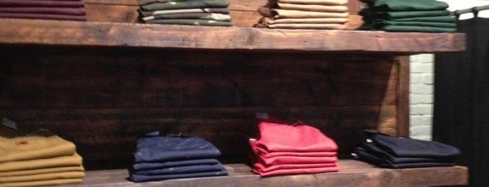 Carhartt WIP is one of Menswear New York.