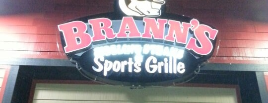 Brann's Steakhouse & Grille is one of All-time favorites in United States.