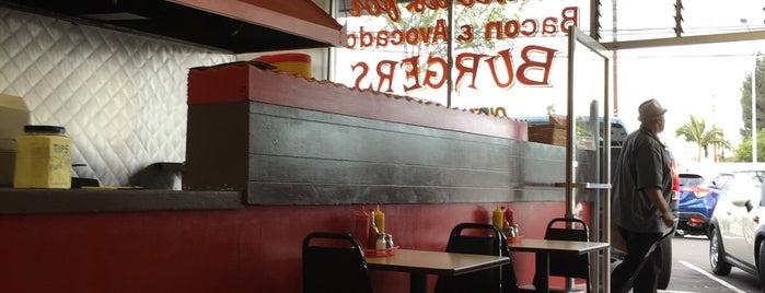 Howard's Famous Bacon & Avocado Burgers is one of Lunch Break.