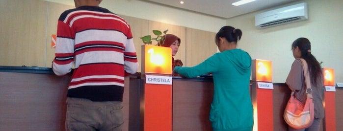 Bank BNI UNTAD is one of Universitas Tadulako Palu.