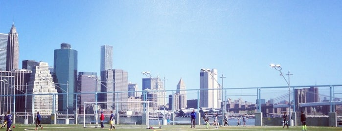 Pier 5 Soccer Fields is one of NYC Soccer.