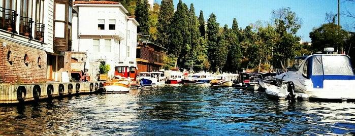 Anadolu Hisarı is one of istanbul turist stayla.