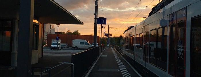 Bahnhof Hunzenschwil is one of Bahnhöfe Top 200 Schweiz.