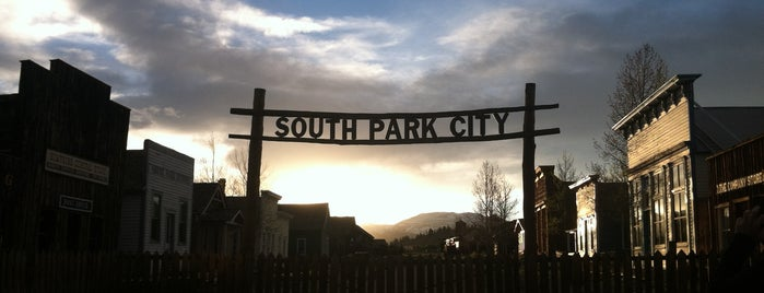 South Park City is one of Colorado Tourism.