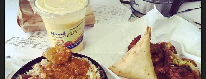 Neerob is one of NYT's Ten Best Inexpensive Restaurants.