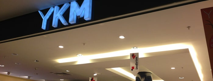 YKM is one of Shopping.